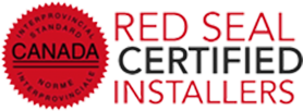 Red Seal Certified Installer