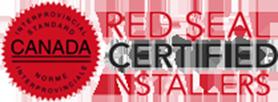 Red Seal Certified Installer