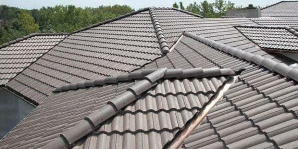 Concrete Tile Roofing
