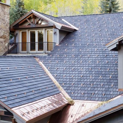 Luxury Davinci Shingles